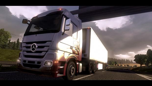 Euro Truck Simulator 2 Demo/Full Game 1.8.2.3