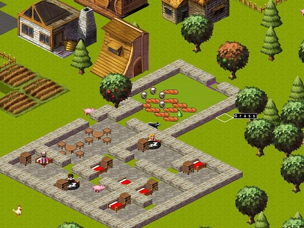 Towns Demo 12 (LINUX)