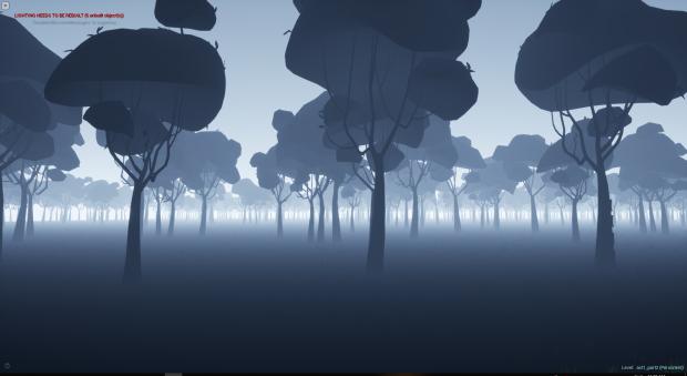 Stranger In The Forest Demo