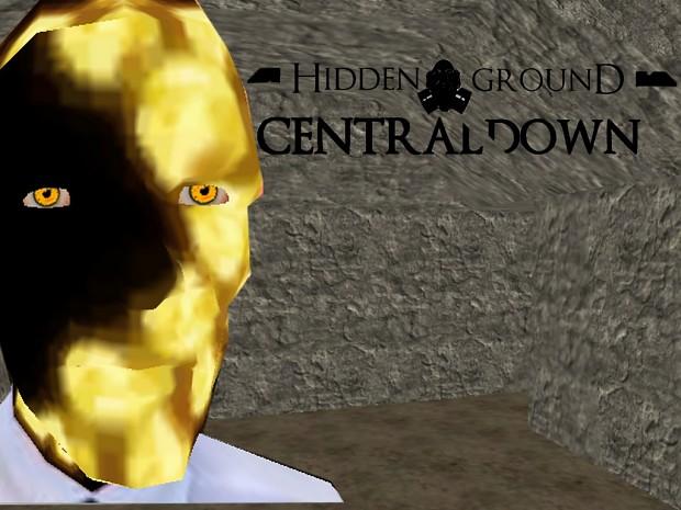 Hidden-Ground : Central Down Full Edition