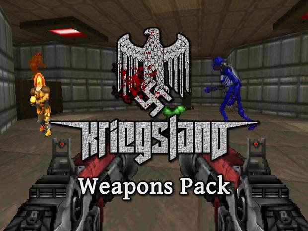 Kriegsland Weapons Pack