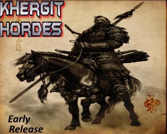 Khergit Hordes(Early Release 1.0) older version