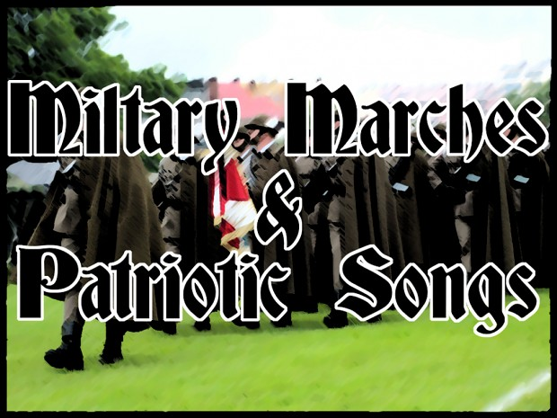 Military Marches & Patriotic Songs