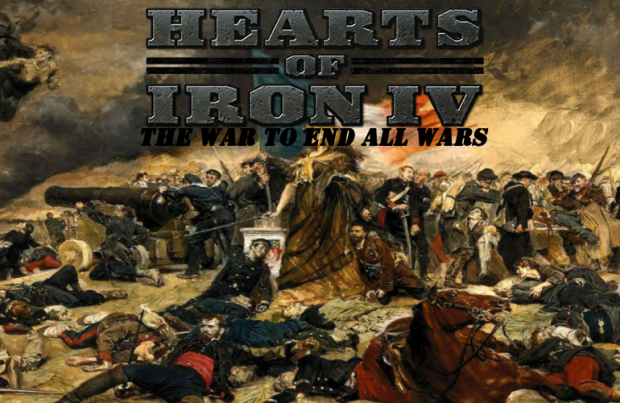 The War to End all Wars - Update October 07
