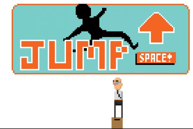 Jump Space by Daniel Foutz