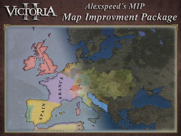 Alexspeed's MIP - Map Improvment Package