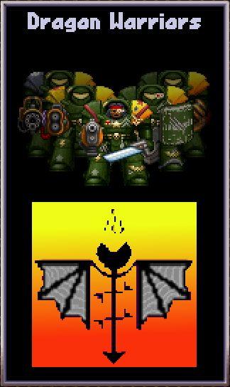 New Squad Dragon Warriors