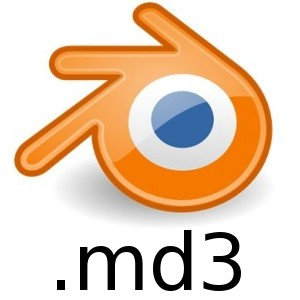 blender md3 import-export tool