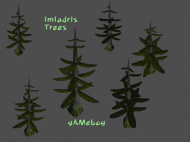 Imladris Forest - Elven Tileset beta