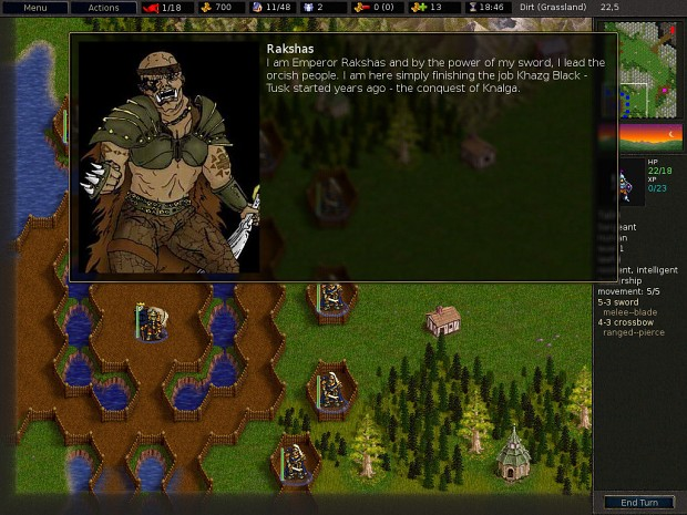 The Battle for Wesnoth 1.3.16 Full Game (Windows)