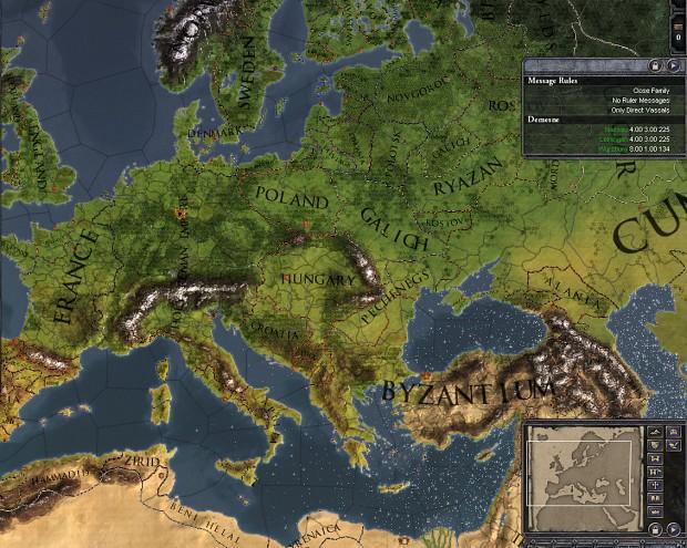 Crusader Kings II Demo