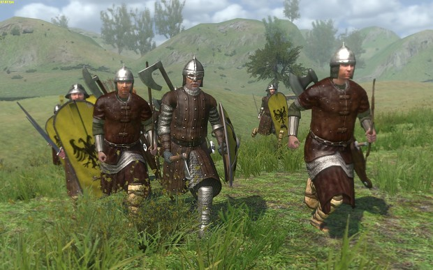 Mount and Blade Warband 1.104 Demo