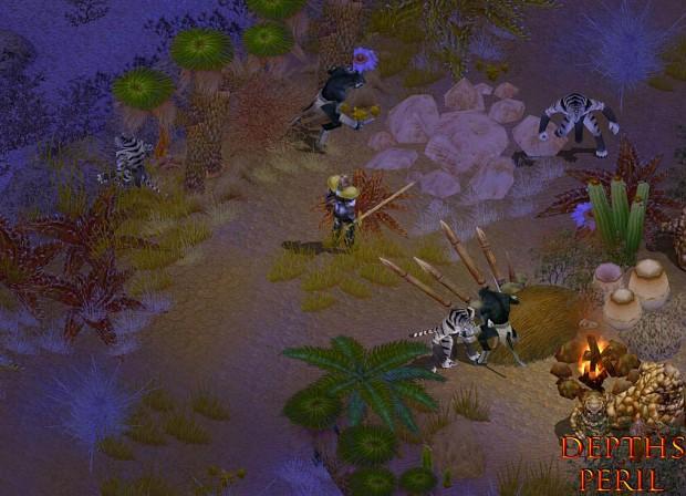 Depths of Peril 1.015 Demo (Mac)