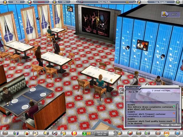 Restaurant Empire II Demo