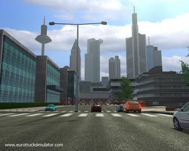 Euro Truck Simulator 1.2 Demo