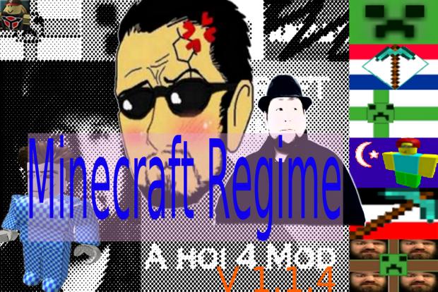 Minecraft Regime 1.7