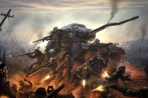 Iron Grip: Warlord Demo
