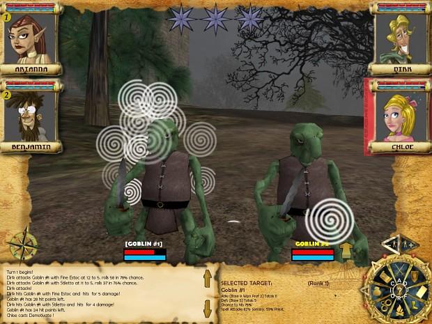 Frayed Knights Demo