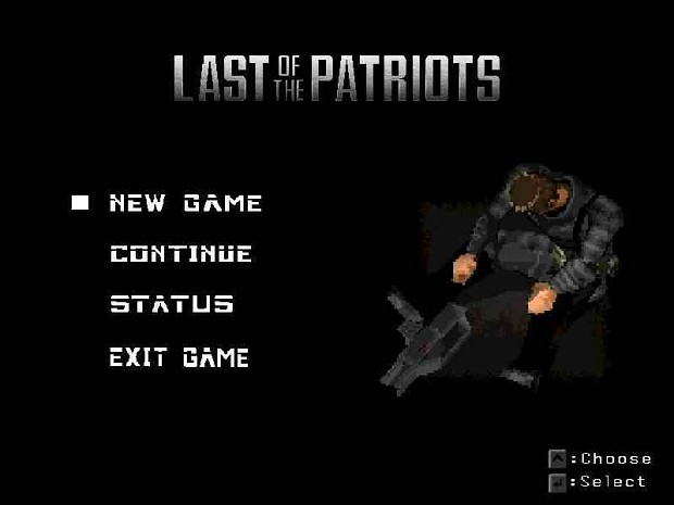 Last of the Patriots II 1.0.0 Demo