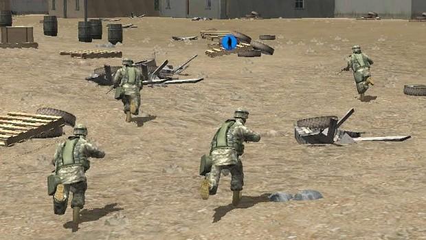 Combat Mission: Shock Force 1.07 Demo