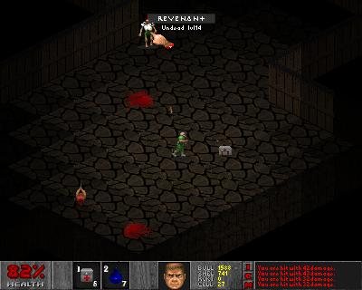 Doom: Fall of Mars- Beta 0.1.0a (EXE)
