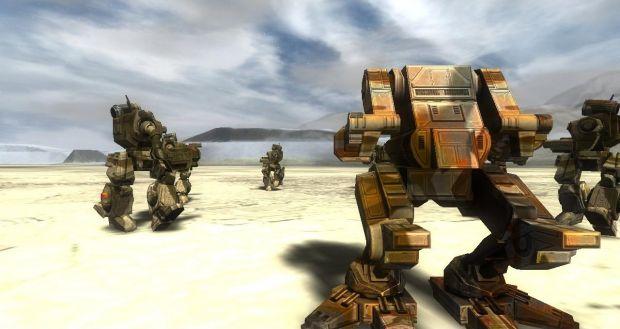 Assault Tech 1: Battletech  tech demo v2.2.3