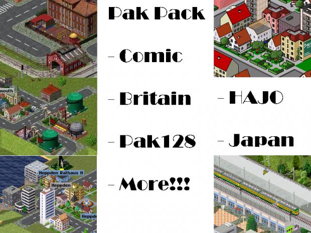 Simutrans Pak Pack