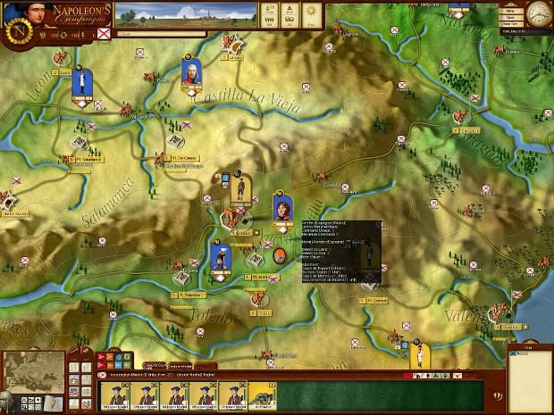 Napoleon's Campaigns 1.01a Demo