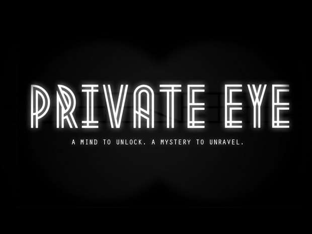 Private Eye - Greatest Unsolved Mysteries Demo