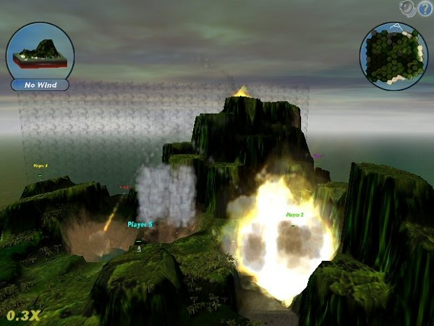 Scorched 3D Free Full Game