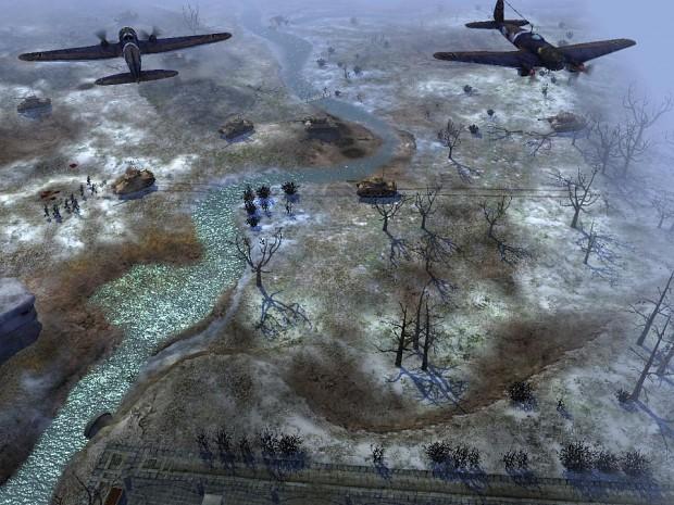 Rush for Berlin Multiplayer Demo