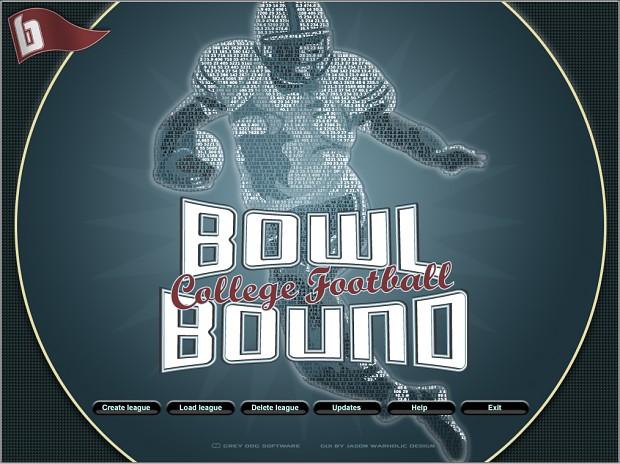 Bowl Bound College Football Demo