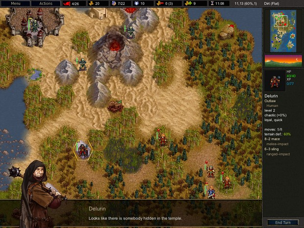 The Battle for Wesnoth Version 1.1.1
