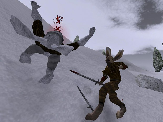 Lugaru: The Rabbit's Foot Demo