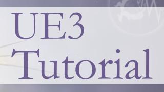 UE3 Tutorial 03 - Static Mesh Collision Detection