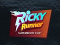 Ricky Runner - fast, competitive parkour 3D platformer demo
