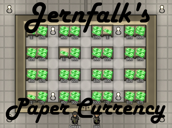 Jernfalk's Paper Currency