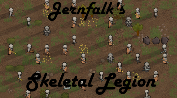 [v1.0]Jernfalk's Skeletal Legion