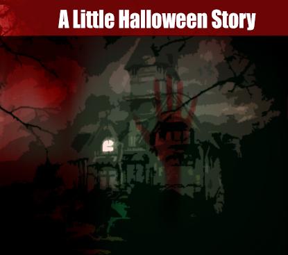 A Little Halloween Story Beta 1 Spanish