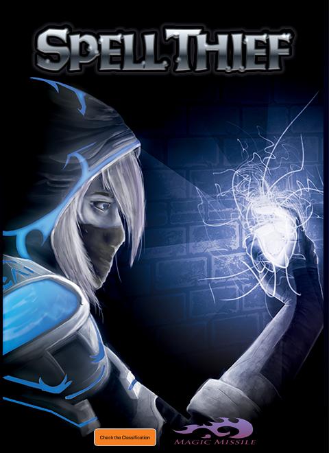Spell Thief (Pax Build) Alpha Build. v1.01