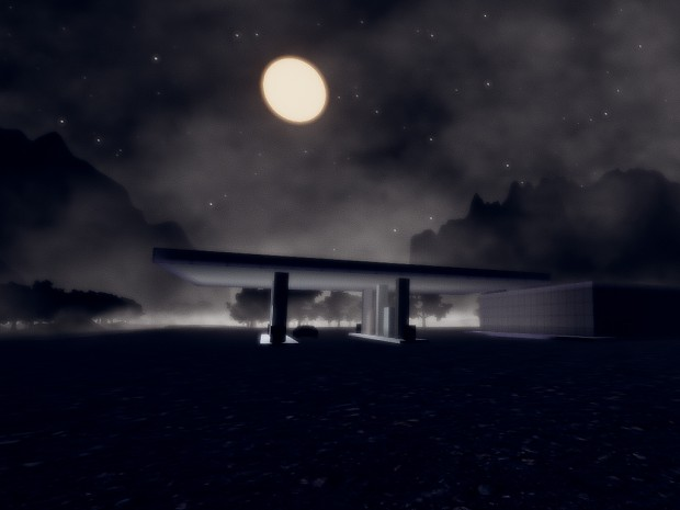 Spooke series - The Station