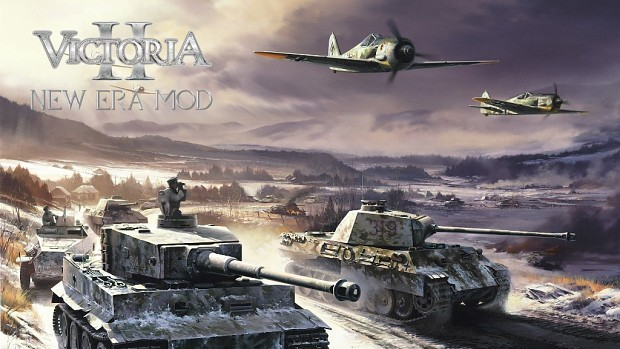 New Era Mod - Version 1.05