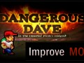 Dangerous Dave: Improve MOD