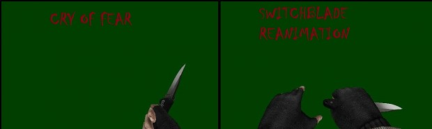 Cry Of Fear: Reanimated Switchblade