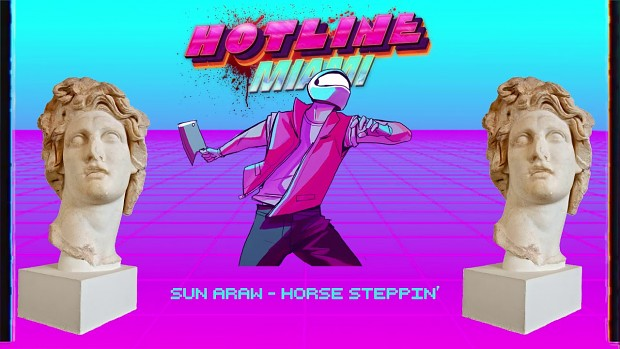 Horse Steppin (chillwave/vaporwave) replacement