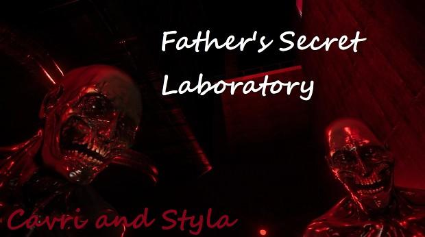 Father's Secret Laboratory CZ/EN