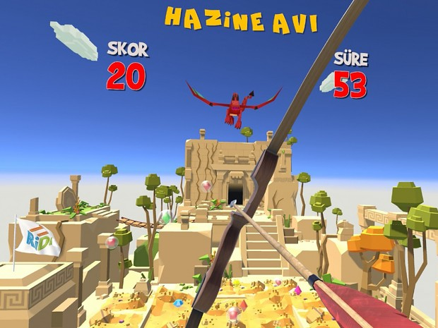 Free to play - Treasure Hunt VR