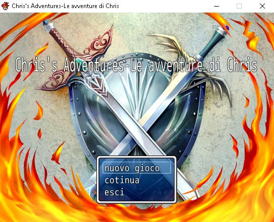 Beta-Chris's Adventures v.0.0.1