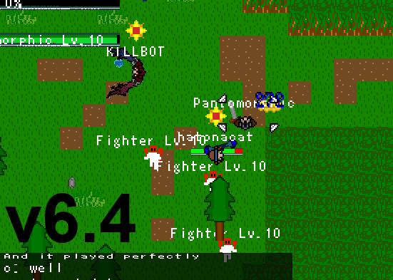 Version 6.4 patch