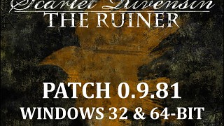 Rivensin 0.9.81 Patch for Dhewm3 1.5
